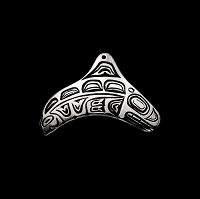 Native Whale Pendant